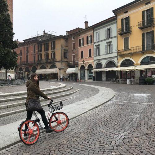 Sabi in bici